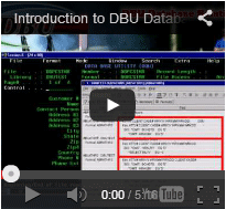 Introduction to DBU